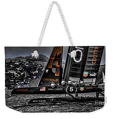 Oracle Winner 34th America's Cup Weekender Tote Bag