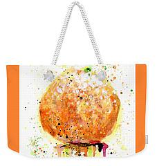 Orange 2 Weekender Tote Bag