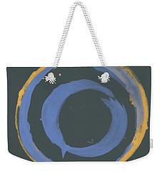 Orange And Blue1 Weekender Tote Bag