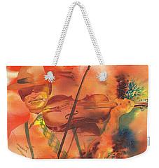 Orange Blossom Special Weekender Tote Bag