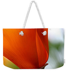 Orange California Poppy . 7d14789 Weekender Tote Bag
