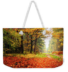 Orange Carpet Weekender Tote Bag