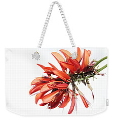 Orange Clover I Weekender Tote Bag