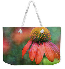 Orange Coneflower 2576 Idp_2 Weekender Tote Bag