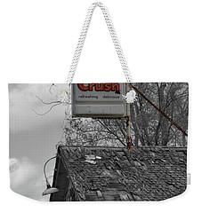 Orange Crush 2 Weekender Tote Bag by Ansel Price