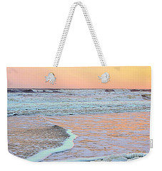 Orange Crush Sunset Weekender Tote Bag