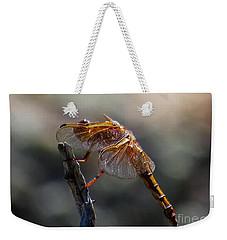 Dragonfly 1 Weekender Tote Bag