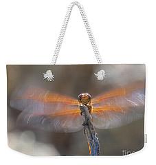 Dragonfly 4 Weekender Tote Bag