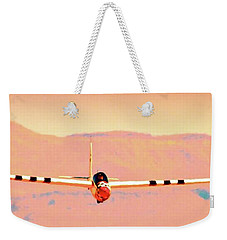 Orange Dream Sailplane Weekender Tote Bag