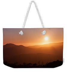 Orange Euphoria Weekender Tote Bag