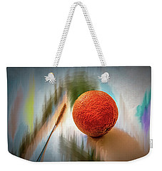 Orange #g4 Weekender Tote Bag