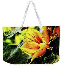 Orange Glory Weekender Tote Bag