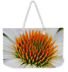 Orange Glow Weekender Tote Bag