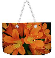 Orange Lilies No. 1-1 Weekender Tote Bag