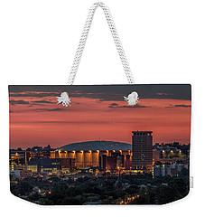 Orange Nation Weekender Tote Bag