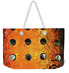 Orange Pop! #orange #pop #sodapop Weekender Tote Bag