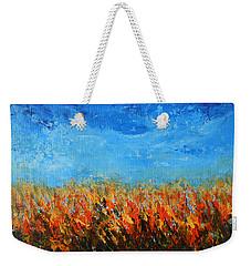 Orange Sensation Weekender Tote Bag