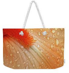 Orange Sherbet Weekender Tote Bag