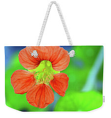 Orange Surprise Weekender Tote Bag