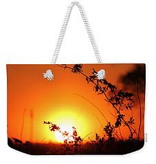 Orange Wonder Weekender Tote Bag