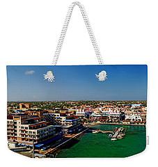 Oranjestad Aruba Weekender Tote Bag