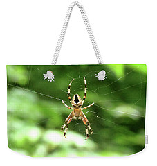 Orb Weaver Weekender Tote Bag