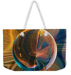 Orbing Good Vibrations Weekender Tote Bag