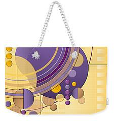 Orbital Weekender Tote Bag