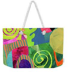 Orbits Weekender Tote Bag
