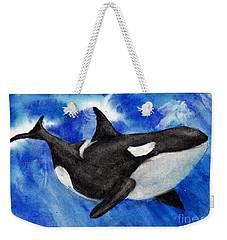 Orca Baby Weekender Tote Bag
