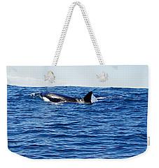Orca Weekender Tote Bag by Marilyn Wilson