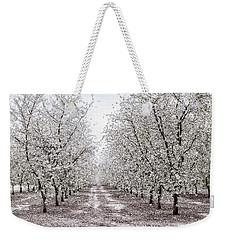 Orchard Lane Weekender Tote Bag