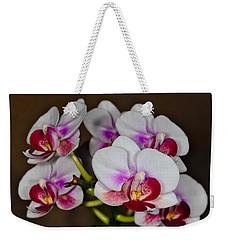 Orchid 306 Weekender Tote Bag