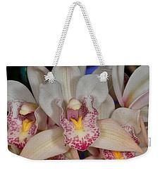 Orchid 348 Weekender Tote Bag