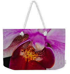 Orchid 376 Weekender Tote Bag