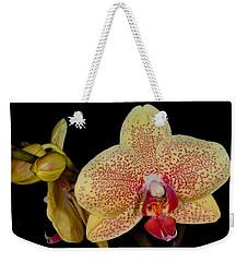 Orchid 377 Weekender Tote Bag
