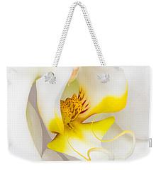 Orchid 4 Weekender Tote Bag