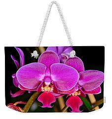 Orchid 422 Weekender Tote Bag