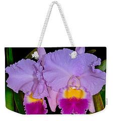 Orchid 428 Weekender Tote Bag