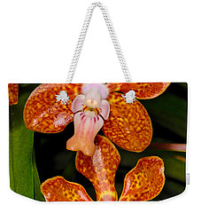Orchid 450 Weekender Tote Bag