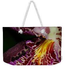 Orchid 459 Weekender Tote Bag