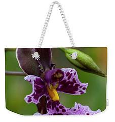 Orchid - Caucaea Rhodosticta Weekender Tote Bag