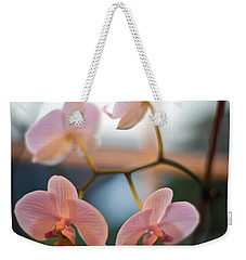 Orchid Menage Weekender Tote Bag