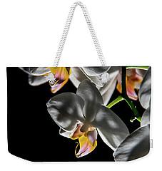 Orchid On Fire Weekender Tote Bag