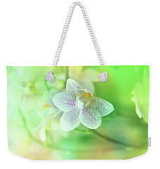Orchid2 Weekender Tote Bag