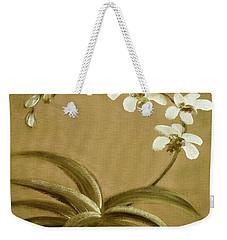 Orchids 3 Weekender Tote Bag