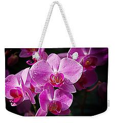 Orchids 4 Weekender Tote Bag