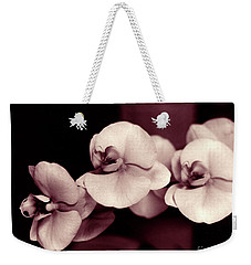 Orchids Hawaii Weekender Tote Bag