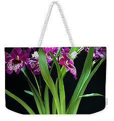 Orchids Miltonia Weekender Tote Bag