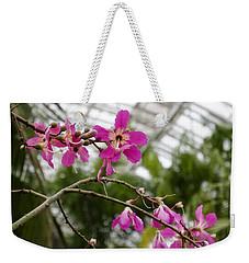 Orchids Myriad Botanical Gardens Okc Weekender Tote Bag